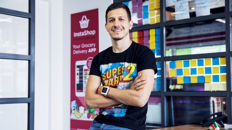 John Tsioris Greek Startup Instashop acquired by Delivery Hero